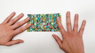 Cómo hacer una mascarilla de tela para niños