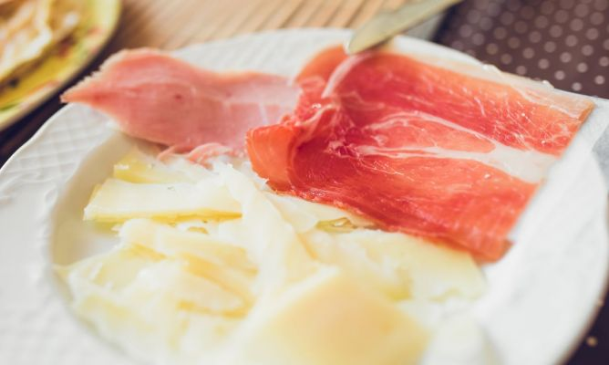 Recetas de jamón y queso