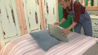 Dormitorio colorido y vintage - Paso 8