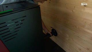 Cómo instalar una estufa de pellets