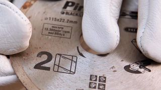 Tipos de discos para la amoladora