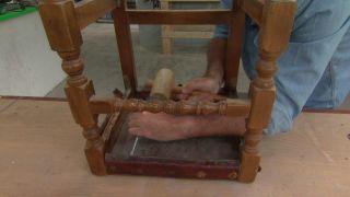 Cómo hacer una cama para perros de madera