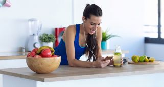 'Clean eating', m�s all� de comer limpio