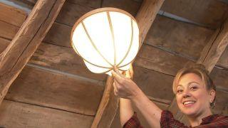 Convertimos una estancia vacía de un ático en una cocina campestre en madera - Paso 7