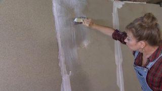 Transformamos una buhardilla vacía en un dormitorio bohemio y rural - Paso 5