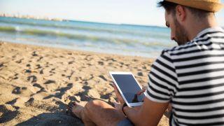 Evitar el estrés en verano - Desconectar del todo del trabajo