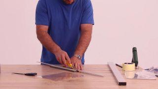 Cómo hacer una pantalla protectora - Paso 2