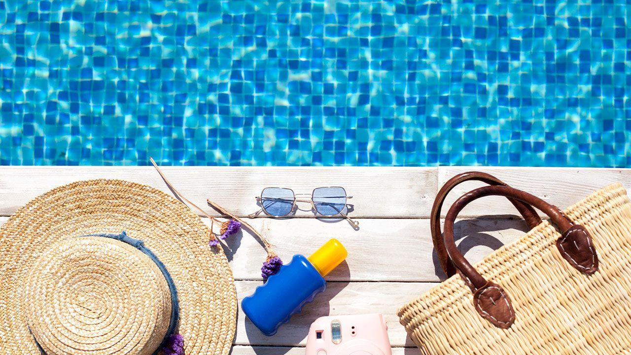 Pautas para bañarse en la piscina