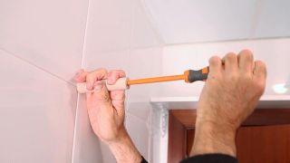 Cómo hacer un tope de puerta casero a medida