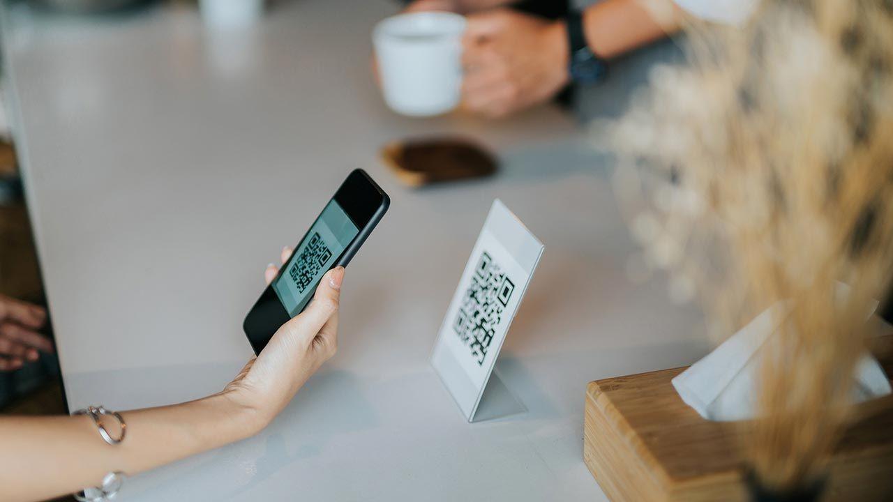 Cómo usar el código QR en los restaurantes