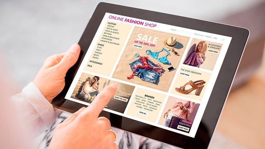 Consejos para comprar por Internet en rebajas