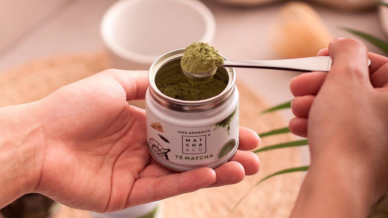 Qué es el té Matcha y sus beneficios
