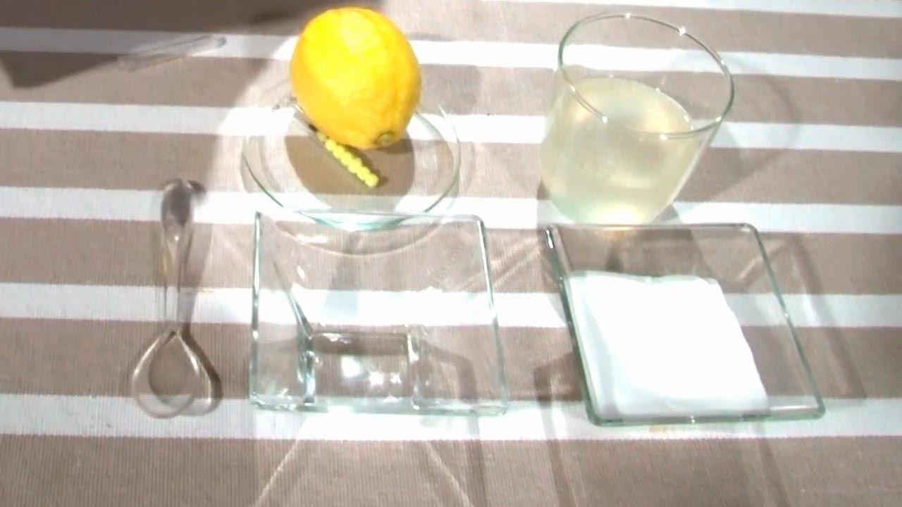 limón y bicarbonato para dientes más blancos