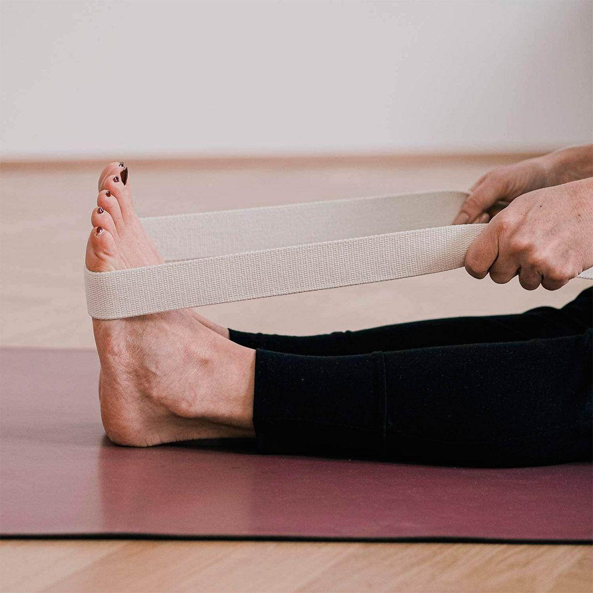 moda y accesorios de yoga - correas