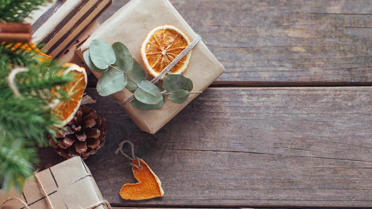 Cómo secar frutas para decorar