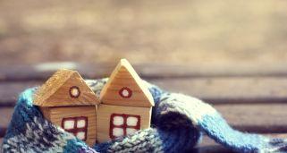 5 trucos para mantener la casa caliente en invierno