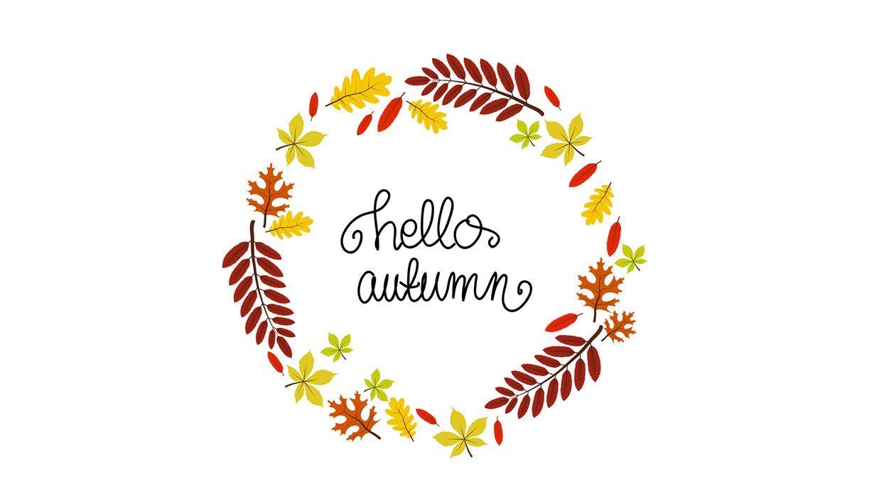 Tipografías sencillas para otoño