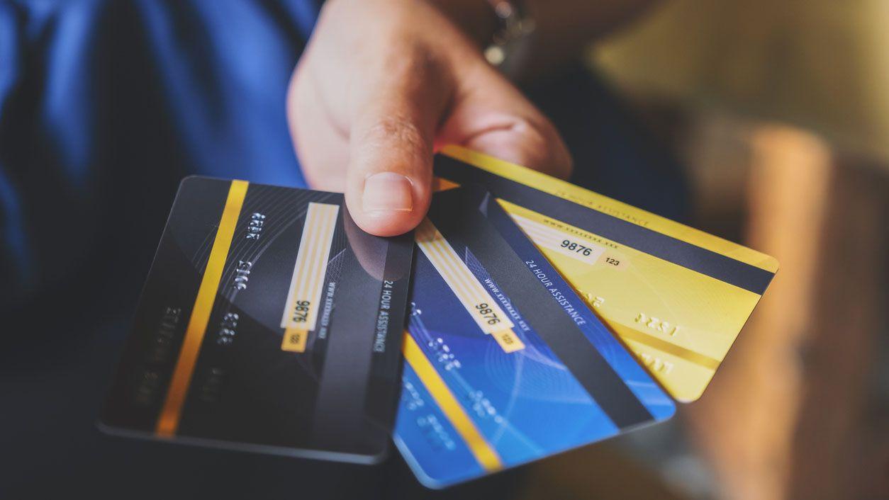 tarjetas del banco