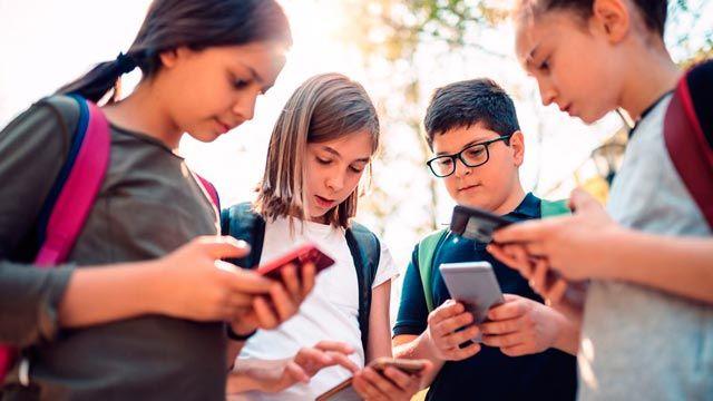 Peligros de Internet para niños y adolescentes