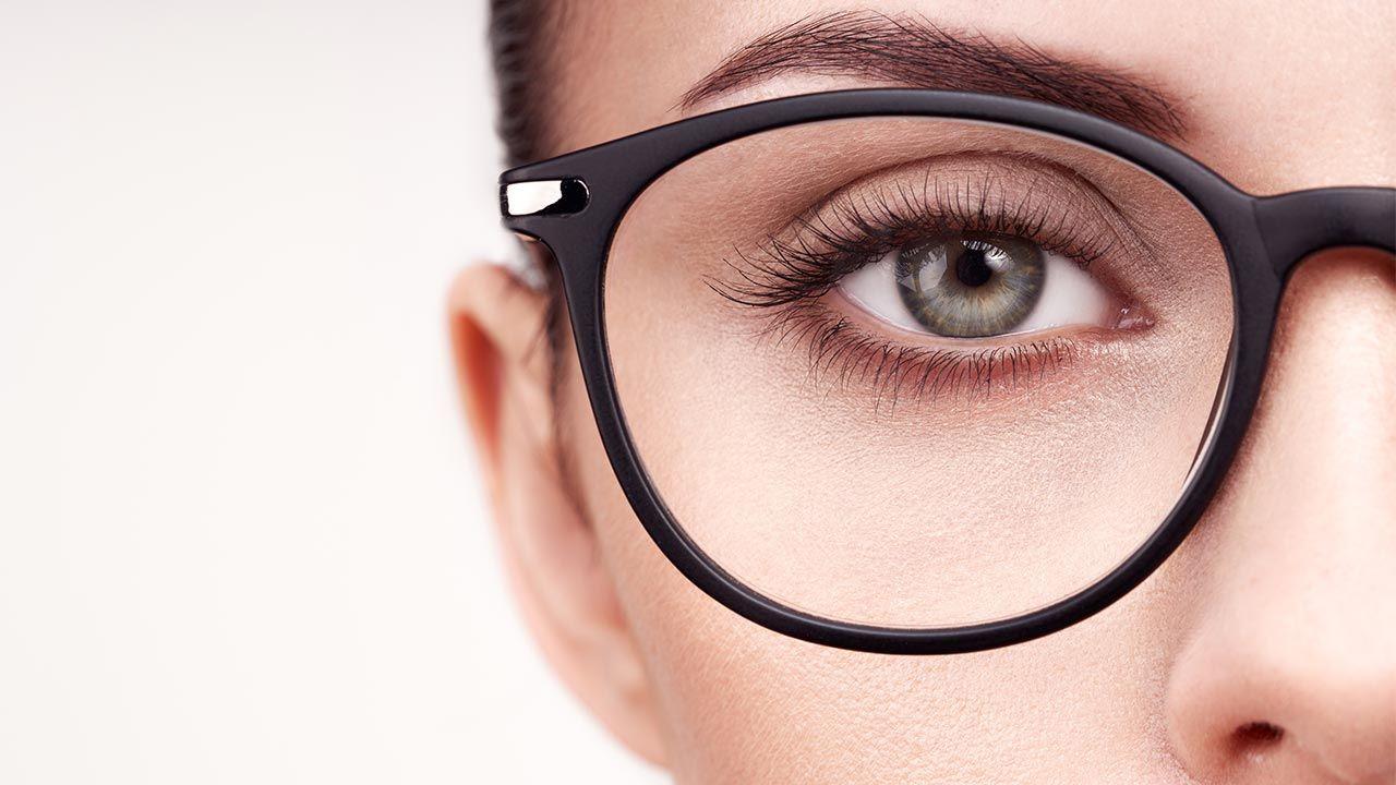 maquillaje de ojos si llevas gafas