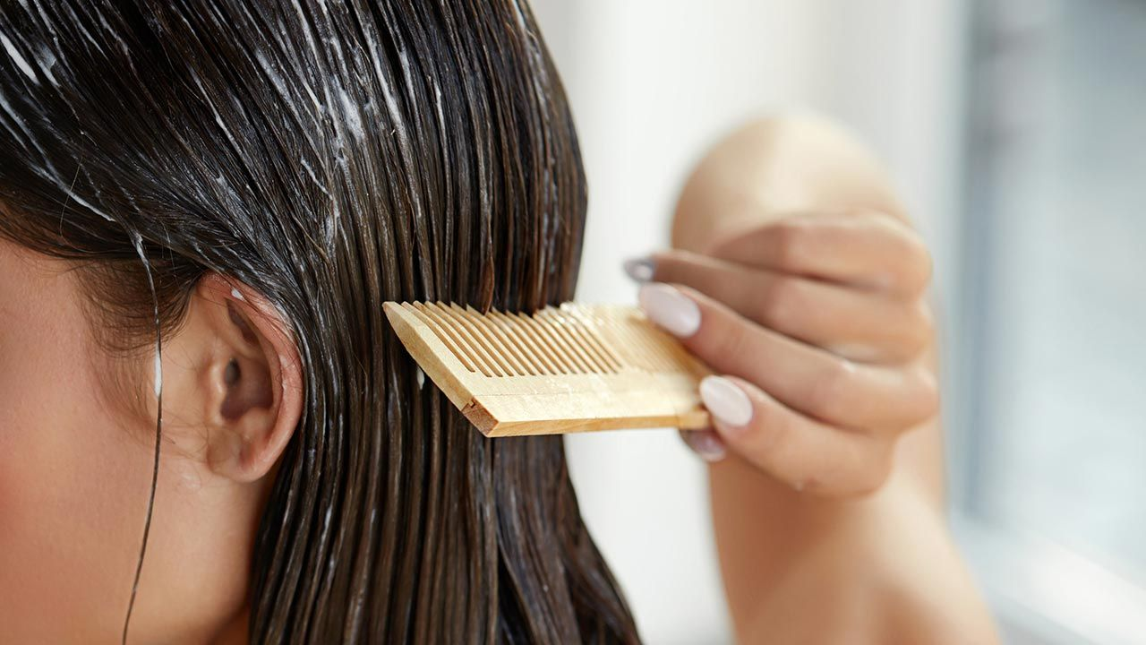 mascarilla de maicena para el pelo