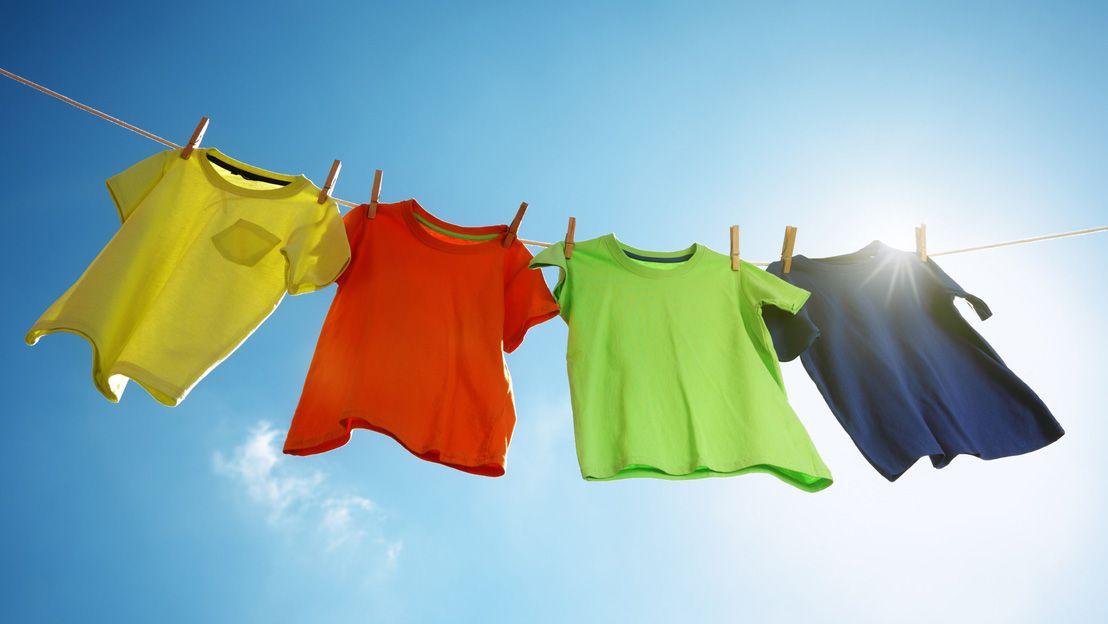 secar prendas de color