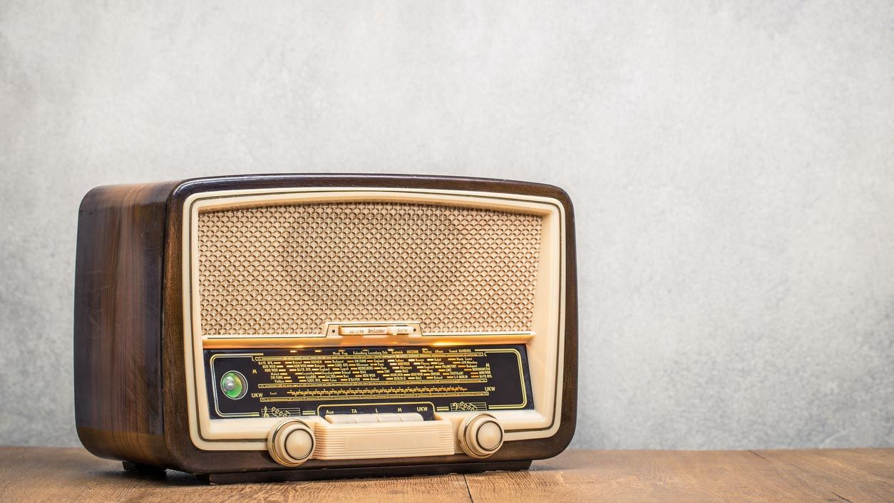 6 cosas vintage que te traerán nostalgia y ahora decorarán tu casa: Radios antiguas