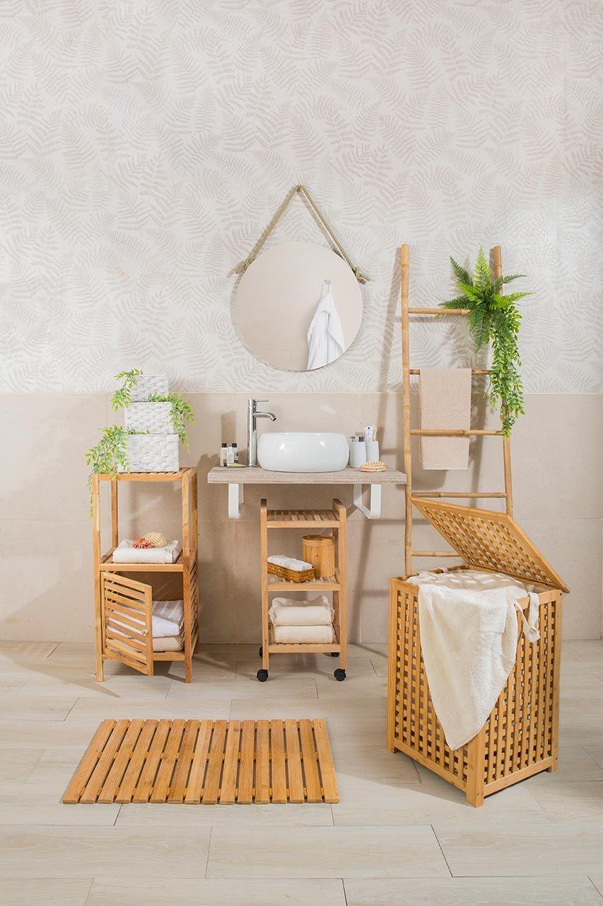 Diseño y practicidad para el cuarto de baño, ¡el equilibrio perfecto lo tienes en Leroy Merlin!