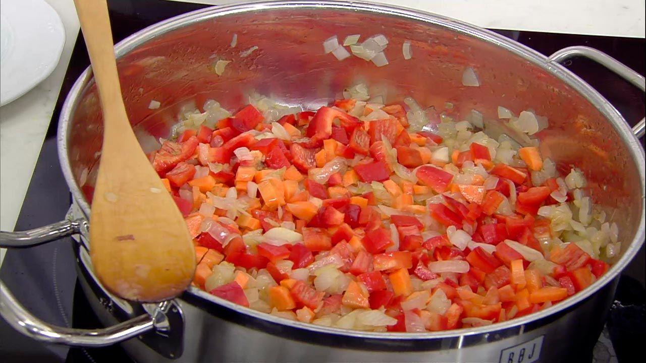 Cordero al curry con cuscús