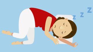 8 síntomas iniciales de diabetes - Trastorno del sueño