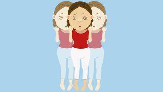 8 síntomas iniciales de diabetes - visión borrosa