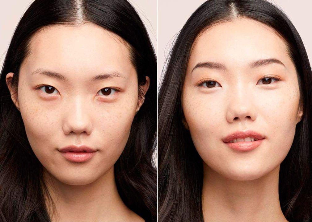 Corrector de maquillaje de ojeras, bolsas e imperfecciones