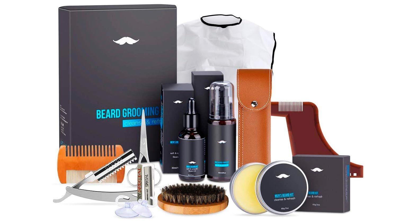 barba perfecta, el kit de cuidados que necesitas