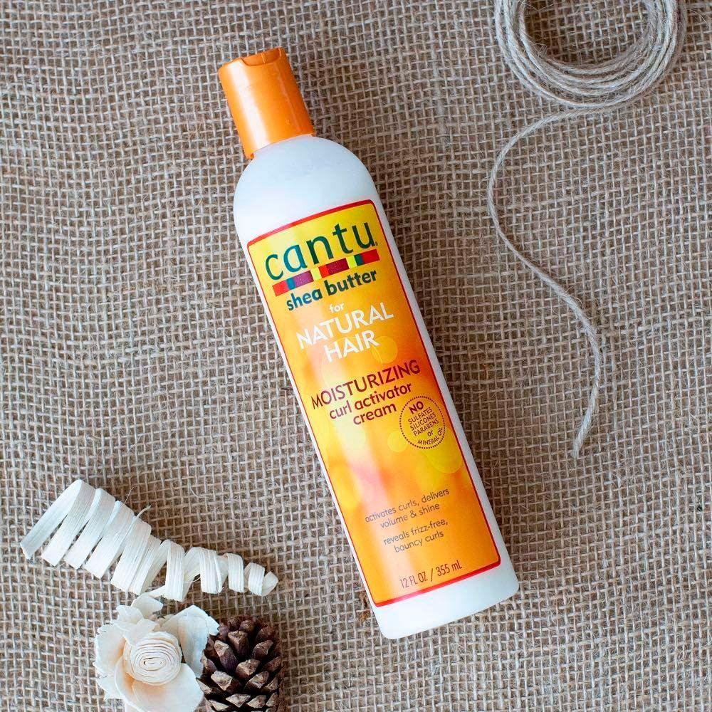 crema capilar para el pelo rizado