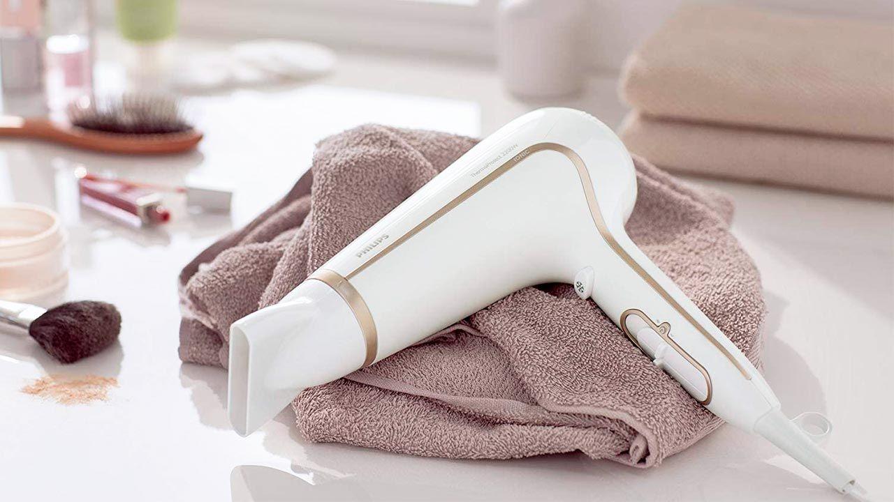 cuidados del cabello - elegir un buen secador de pelo
