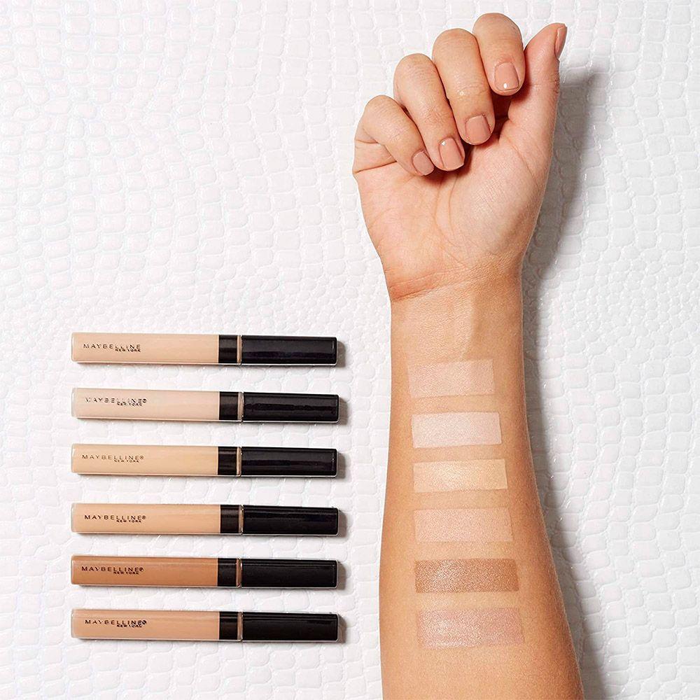maquillaje corrector color beige