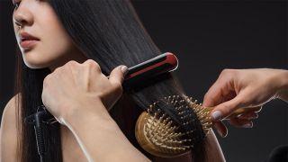 Alisado japonés, tratamiento cabello