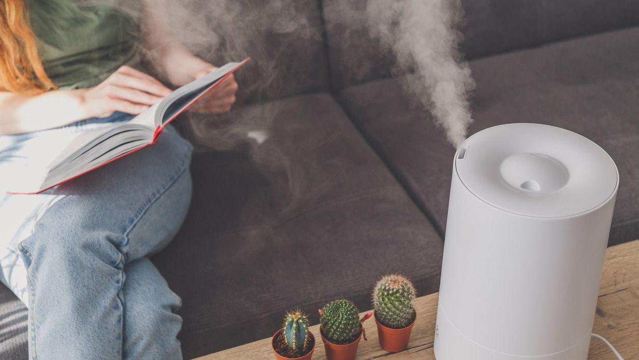 beneficios de los humidificadores