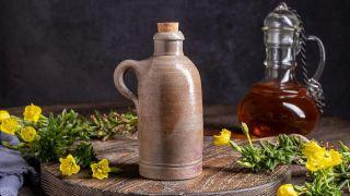 Beneficios del aceite de onagra - jarabe