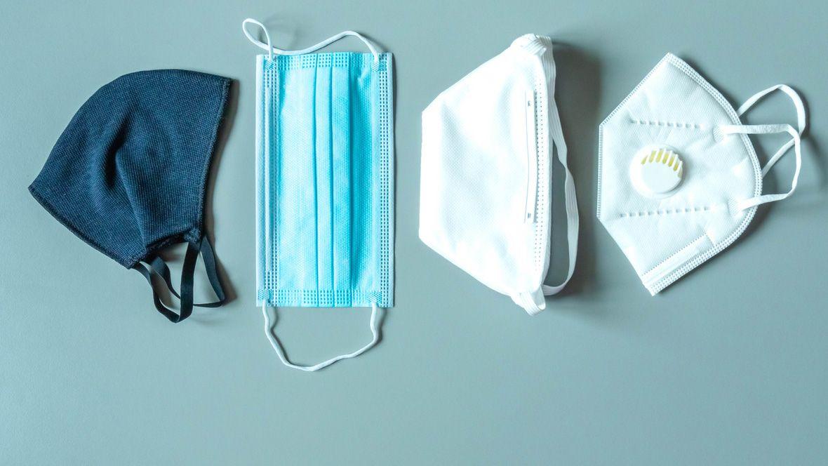 como lavar mascarillas higiénicas reutilizables