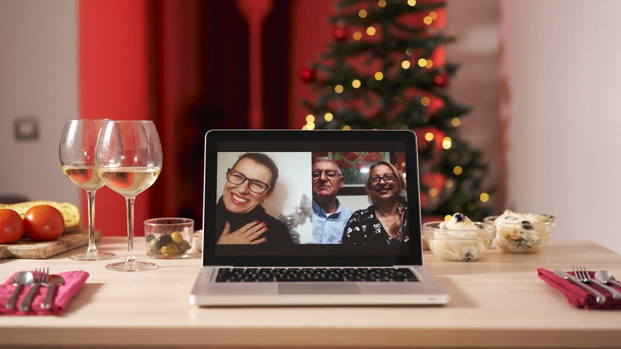 Navidad en casa 2020