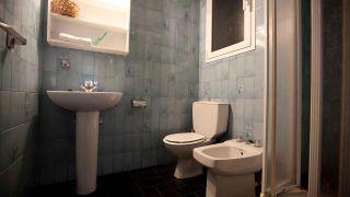 Modernizar un baño pequeño sin hacer obras - Paso 1
