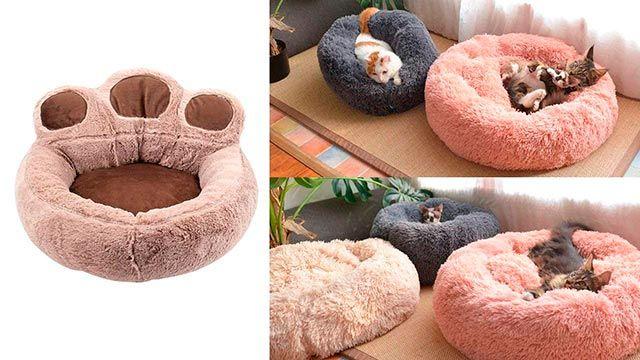Almohadas o camas nido
