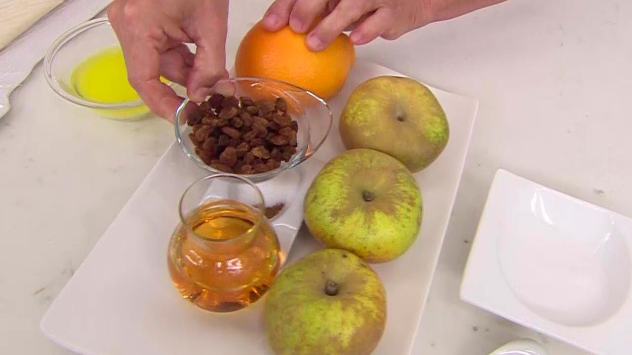 Strudel de manzana