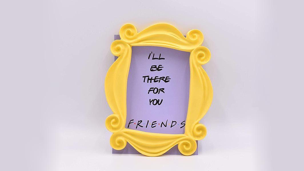 Marco para la mirilla de Friends