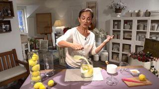 Remedios natural para aprovechar las propiedades de la cáscara del limón - Zumo de limón