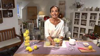 Remedios natural para aprovechar las propiedades de la cáscara del limón - hervir las cáscaras