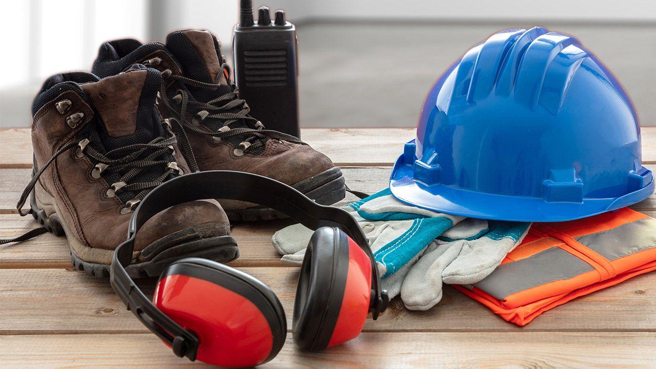 seguridad laboral equipo protección