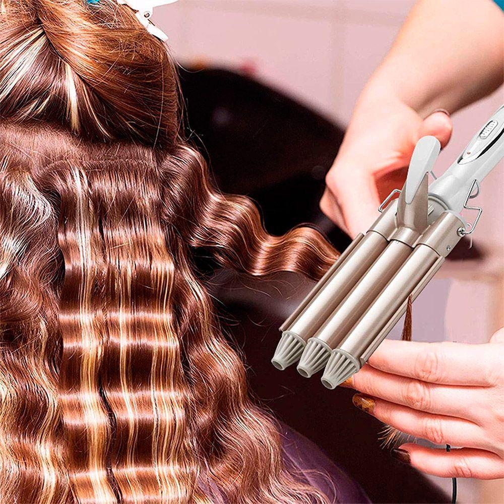 Rizador de pelo profesional para hacer ondas al agua