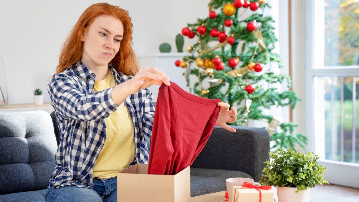 Cómo devolver o cambiar un regalo de Navidad